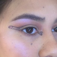 Gals are taking the piss out of mad makeup trends with the help of 'd*ckliner'