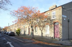Half of the houses on one of Stoneybatter's prettiest streets are up for sale