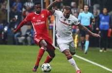Quaresma's filthy rabona assist sees Besiktas make last-gasp comeback