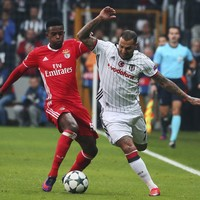 Quaresma's filthy rabona assist sees Besiktas make last-gasp comeback