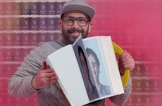This new slow-mo music video from OK Go is the talk of the internet