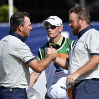 McDowell and Lowry just three shots adrift at the World Cup of Golf