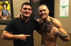 Khabib steps up pursuit of McGregor