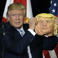 How Trump's win boosted Japan's top rubber mask maker