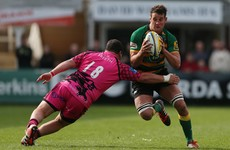 Northampton flanker banned for Leinster clash after elbowing Donncha O'Callaghan