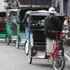 Regulations to crack down on Dublin rickshaw drivers could be on the way soon