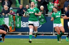 Niamh Briggs fit to captain Ireland against world number ones New Zealand