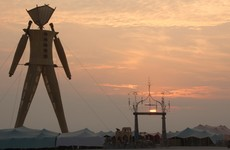 Why the Burning Man festival turned its back on profits in a bid to 'go beyond death'