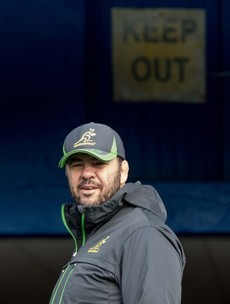 'I can always come back on holidays': Strictly business for Cheika on return to Dublin