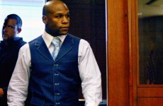 Officials: Mayweather to take deal, clear cases