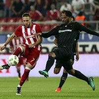 Joleon Lescott leaves AEK Athens after just three months