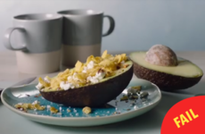 Kellogg's recommended putting cornflakes in an avocado and everyone was like 'Em, no'
