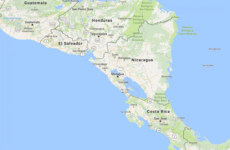 Tsunami warnings issued as hurricane and earthquake hit Central America at same time