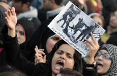 Egypt: Thousands march to protest soldiers' attacks on women
