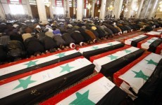 At least 150 dead after two days of violence in Syria