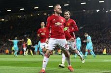 Record-breaker Rooney shuts down booze talk