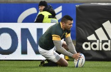 Habana dropped as he approaches Test record but Coetzee claims Springbok career isn't over