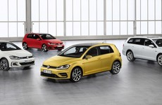 The Volkswagen Golf has had a makeover - here's how it looks for 2017