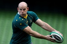 Australia captain demands 'best game of the tour' against land of his father