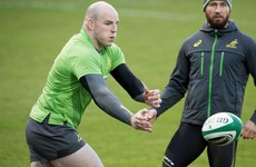 Moore's mind far from Munster as he leads Wallabies against Ireland