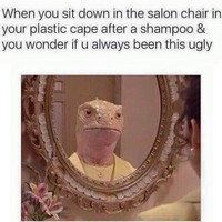 15 panics every woman has experienced at the hairdresser