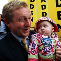 The most telling Irish political pictures of 2011