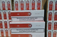 """€300k worth of cigarettes seized at Dublin Port were registered as """"cleaning products"""""""