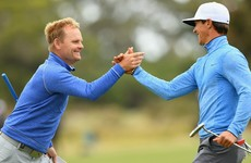 Danish duo extend lead at World Cup of Golf, Irish pair eighth