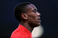 Mourinho warns Martial over Man United place
