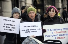 Cost of temporary housing for Priory Hall residents to top €700,000