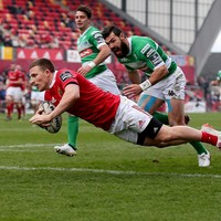 Conway and O'Mahony inspire Munster to win over Treviso