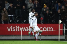 Game of the season? Swansea and Palace play out incredible 9-goal thriller