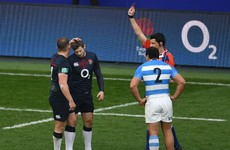 Elliot Daly red doesn't prove costly as England punish the Pumas