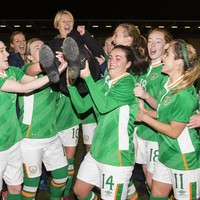 Stephanie Roche on target as Ireland women give Sue Ronan the perfect send-off