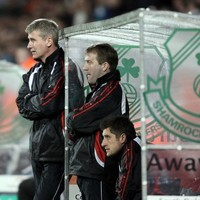 Hoop dreams: Stephen Kenny confirms talks with Shamrock Rovers