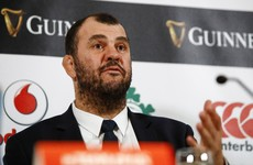 Cheika angered by Garcès' refereeing in Wallabies' defeat to Ireland