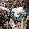 Nico Robsberg crowned F1 champion after thrilling Abu Dhabi Grand Prix