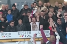 History makers: Slaughtneil footballers claim Ulster crown to cap remarkable hat-trick for club