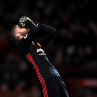 Darren Randolph in inspired form as Man United left frustrated