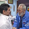 Maradona hails late Fidel Castro as 'second father'