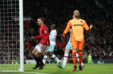 Randolph likens 'memorable' Old Trafford performance to the battle of the Alamo