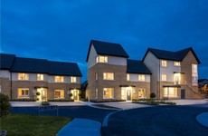 There are just two homes left in this new Dublin development