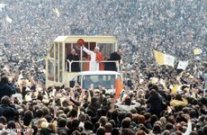 The last time a Pope visited there were fears he would be assassinated