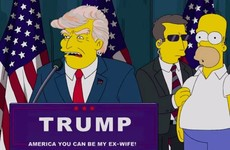 The lecturer teaching a course on The Simpsons explains why it appears to predict the future