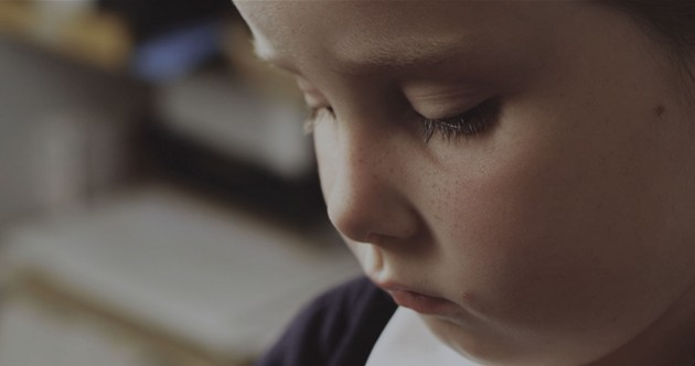 Irish short film sheds light on reality for Ireland's abused men and their families