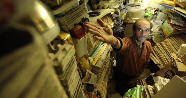GALLERY: Life as an obsessive compulsive hoarder