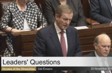 AS IT HAPPENED: 'A great deal is going on, but the problem is getting worse, Taoiseach'