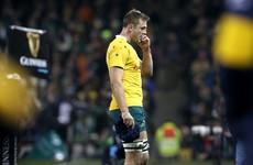 Australia's Mumm to face no further disciplinary action over Furlong tackle