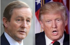 Taoiseach Goes Stateside: 'If Enda does meet Trump, he shouldn't go cap in hand'