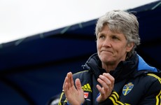 Sundhage for Ireland? Louise Quinn starts a rumour we can all get behind